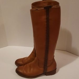 PIKOLINOS Side Weave Tall Boots size 38